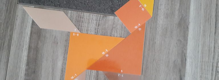 Tangram des soustractions